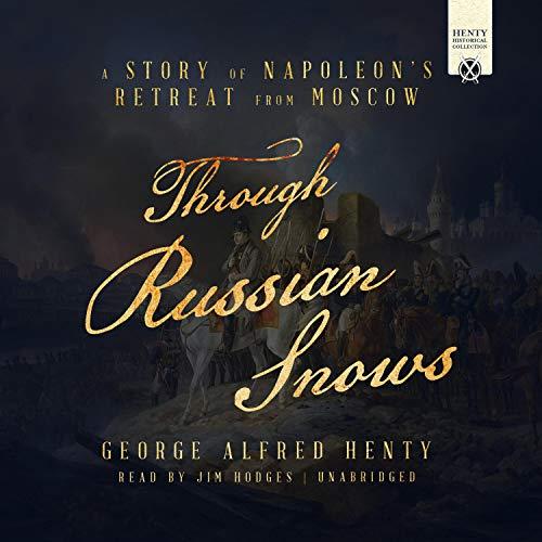 Through Russian Snows cover art