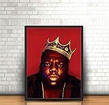 Notorious Big Biggie Smalls Luke Cage Kunst Riesen Poster -