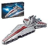 Likecom Juego de construcción de construcción de Star Wars, modelo de nave espacial, 944 piezas, compatible con Lego Technic