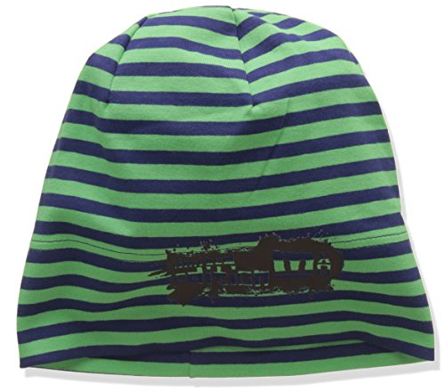 maximo Jungen Beanie Limited Edition mxo Mütze, Mehrfarbig (Blossom/Green/Tinte 242), 55