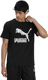 PUMA Men's Graphic Logo Play T-Shirt