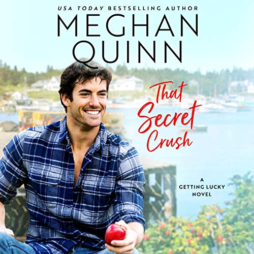That Secret Crush audiobook cover art