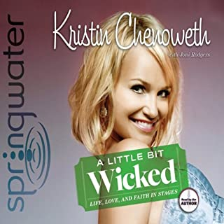 A Little Bit Wicked audiobook cover art