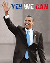 President Barack Obama Yes We Can Speech Waving to Crowd Photo Cool Wall Decor Art Print Poster 16x20