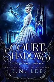 Court of Shadows: A Dystopian Reverse Harem Fantasy (Forbidden Magic Book 1)