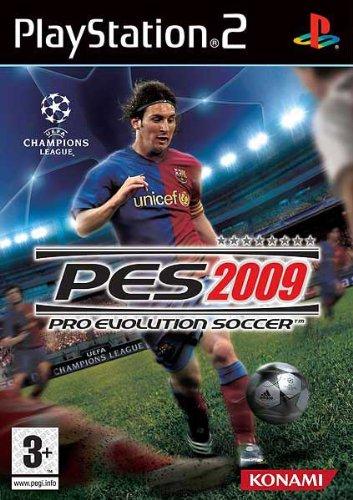 Pes 09: Pro Evolution Soccer 2009
