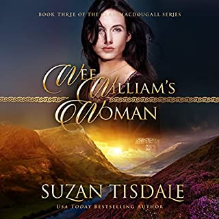 Wee William's Woman audiobook cover art
