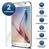 MovilCom® Protector Pantalla Movil Cristal Templado Protector de Pantalla para Samsung Galaxy E5 [2 Unidades]