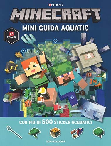 DVD - Minecraft. Mini Guida Aquatic (1 DVD)