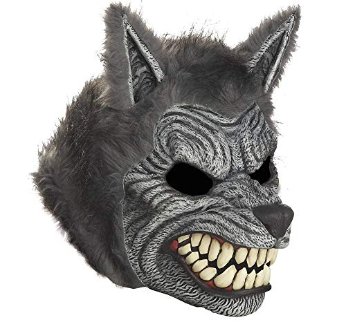 California Costumes Ani-Motion Werwolf Maske beweglich