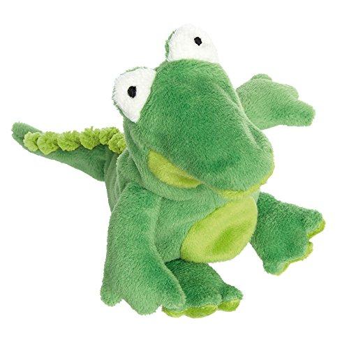 sigikid, Mädchen und Jungen, Stofftier, Mini Krokodil, Sweety, Grün, 38820