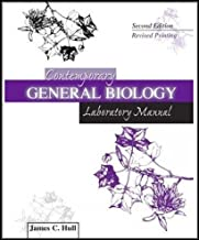 Contemporary General Biology Laboratory Manual - Second Edition (Revised Printing)