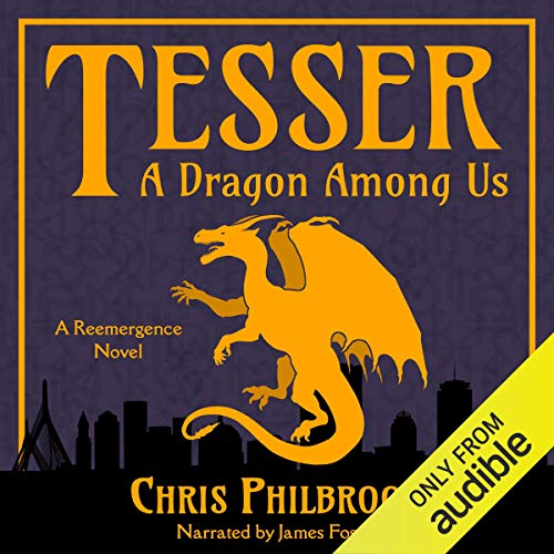 Tesser: A Dragon Among Us  By  cover art