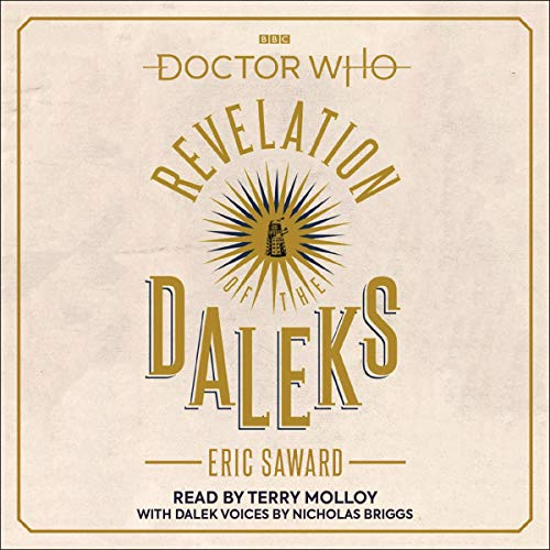 Doctor Who: Revelation of the Daleks cover art