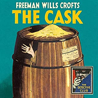 The Cask audiobook cover art