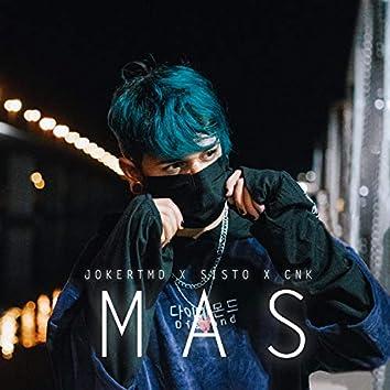 MÁS (feat. SISTO & CNK)