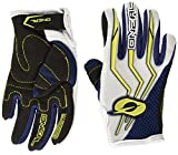 0392-205 - Oneal Element 2018 Youth Motocross Gloves M Blue Yellow
