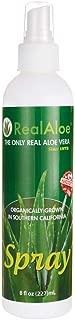 Real Aloe Inc Aloe Vera Spray - 8 oz