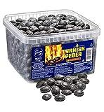 Fazer TyrkiskPeber original pick & mix Regaliz 4 cajas of 2.2kg