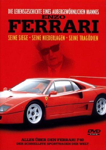 Enzo Ferrari-Siege,Niederlagen,Tragödie [Import allemand]