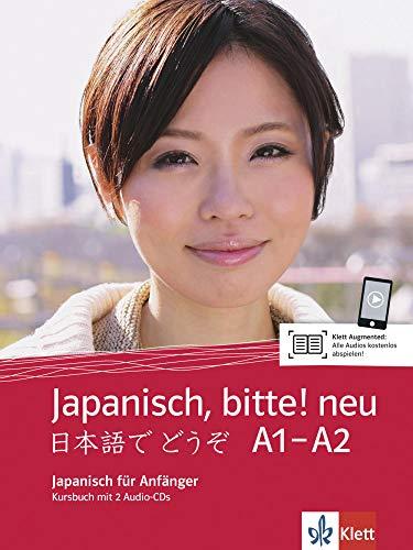Japanisch, bitte! neu - Nihongo de dooso 1: Japanisch für Anfänger. Kursbuch + 2 Audio-CDs (Japanisch, bitte! - Nihongo de dooso)
