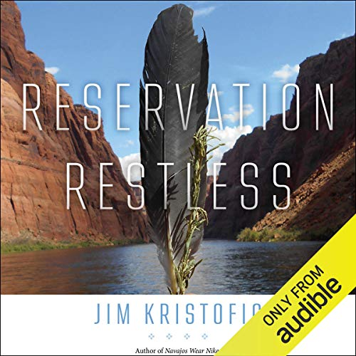 Reservation Restless audiobook cover art