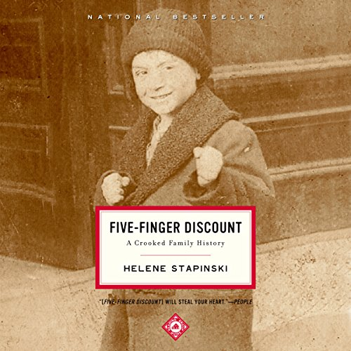 Five-Finger Discount audiobook cover art