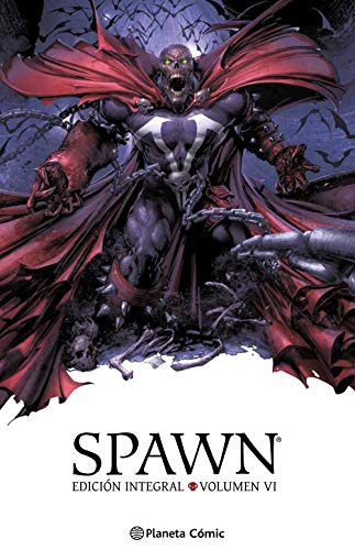 Spawn (Integral) nº 06 (Independientes USA)