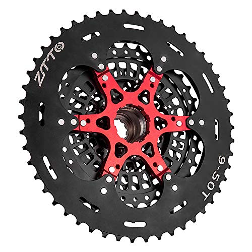 Lixada Cassetta MTB 12 velocità 9-50T Ruota Libera Rapporto Ampio Parti di Biciclette per Mountain Bike