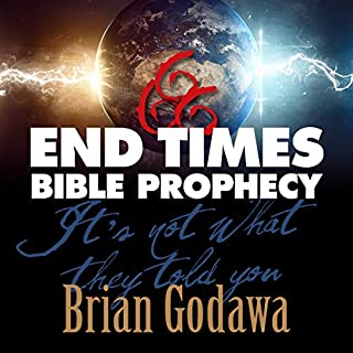 End Times Bible Prophecy audiobook cover art