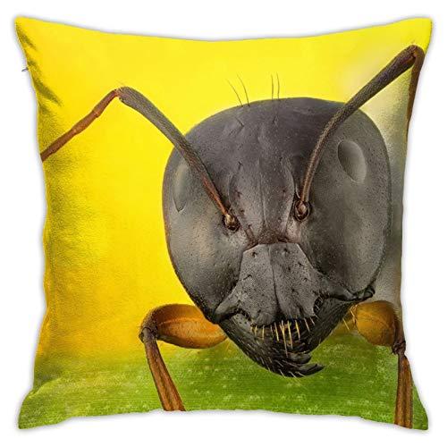 Affordable shop Funda de almohada decorativa para el hogar, funda de cojín para regalo, hogar, sofá, cama, coche, 45,72 x 45,72 cm