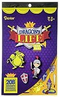 Darice Sticker Book - Dragon's Life - 208 Stickers