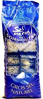Natural Coarse Grey Sea Salt from Noirmoutier Island - 1 x 35.0 oz