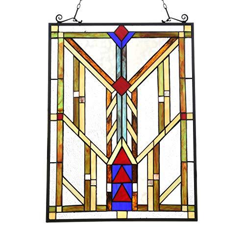 vidriera de cristal de la marca Capulina