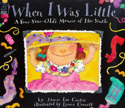 When I Was Little...: A Four-year-old's Memoirs of Her Youth (Little hippo - picture book)の詳細を見る