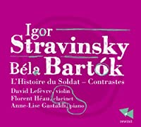 Stravinsky/Bartok: L'histoire