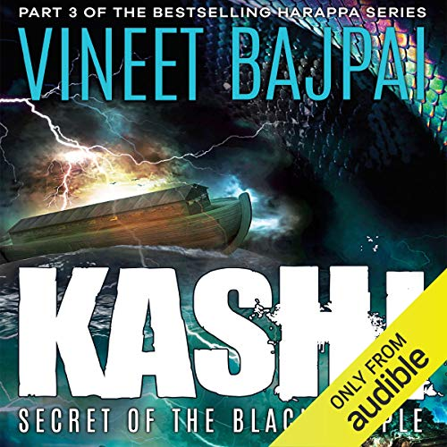 Kashi audiobook cover art