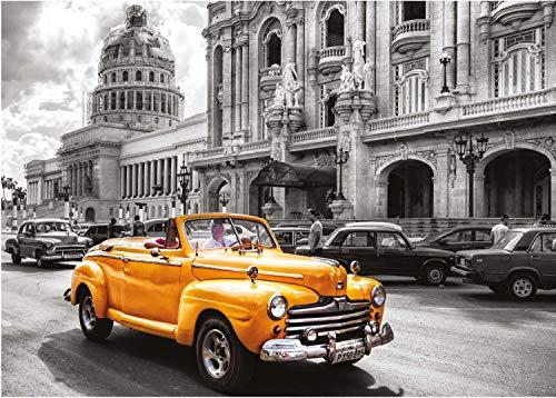 Quebra Cabeça 1.000 Peças Old Havana, Grow, Multicor