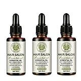 Hair Regrowth Serum Perfect Hair Essential Oil,anti Hair Loss For Hot Dye Damage Silk Bright Hair Oil For Men & Women (3pcs)