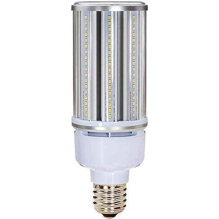 18 Watt Full Spectrum 360 Degree Cob Light Bulb UL and DLC Premium Listed Duralec 18W LED Corn Light Bulb E26 Base Energy Efficient Corn Bulb Indoor and Outdoor Lights
