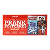 Prank Postcard Book - Awkward Family Photos - 35 Assorted Postcards