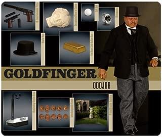 James Bond Goldfinger Oddjob 1:6 Scale Action Figure
