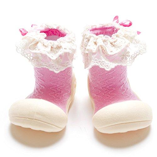 Attipas Chaussures pour bébé Rose Taille XL