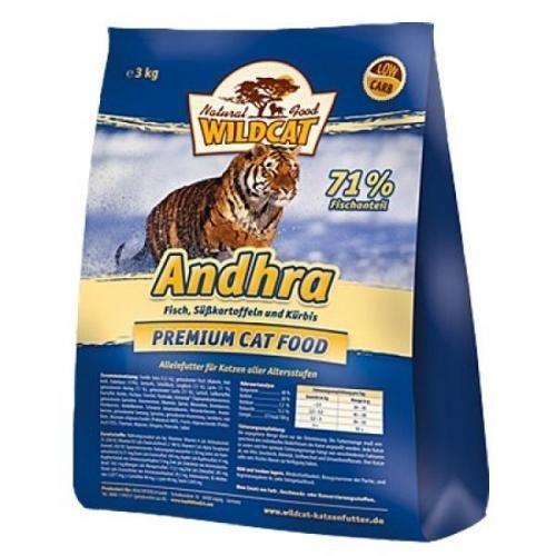 Wildcat Cat Andhra 500 g, Trockenfutter, Katzenfutter