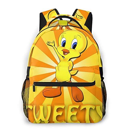 Best T-Wee-Ty Bird Business Travel Classic Laptop Notebook Shoulder Backpack Slim Durable Laptops Bag For Women Men