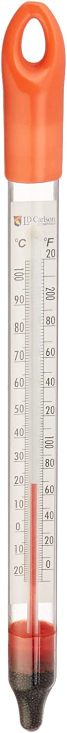 70% Daily bargain sale OFF Outlet 8 Inch Floating Thermometer Glass
