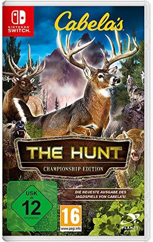 Cabela's The Hunt (Nintendo Switch)