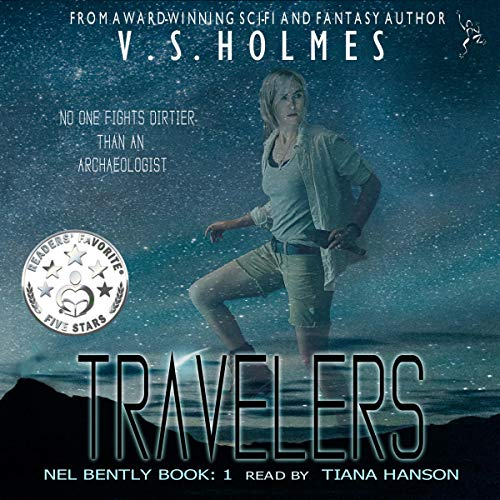 Couverture de Travelers