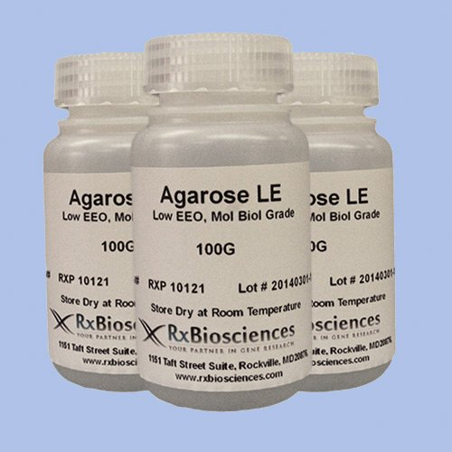 Low Melting Point Agarose 25G - Molecular Biology Grade, P05-SR02-25