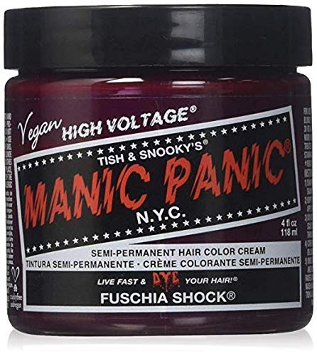 Manic Panic High Voltage Classic Semi-Permanente Haarfarbe (Fuschia Shock)